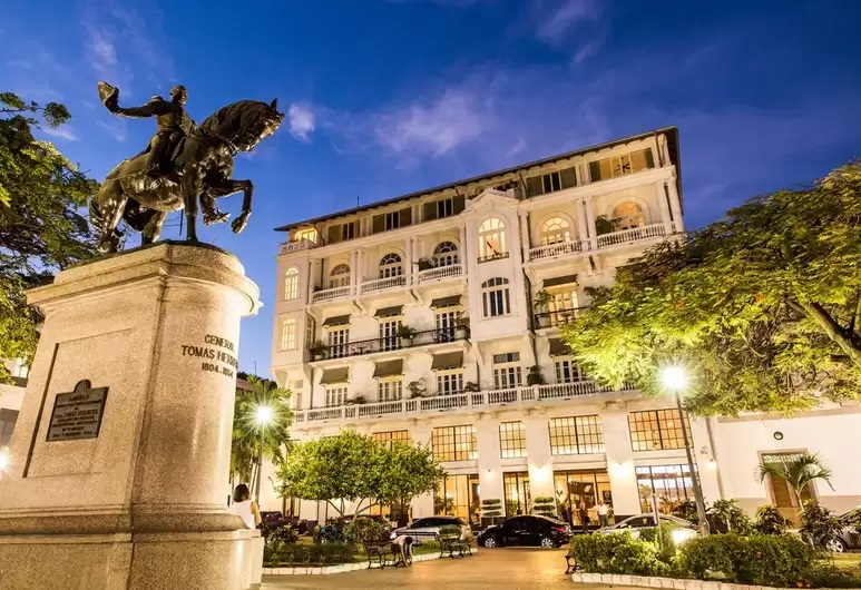 American Trade Hotel, Panama City